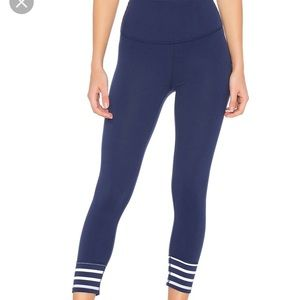ISO beyond yoga /Kate spade sailing stripe legging
